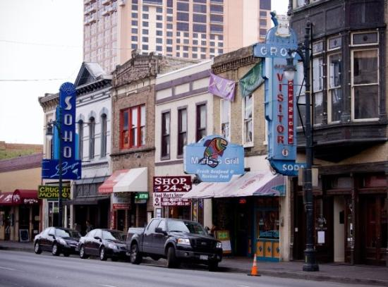 Hotels Downtown Austin Tx Near Th Street